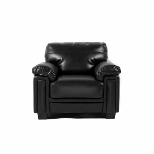 Memphis: Leather. Chair