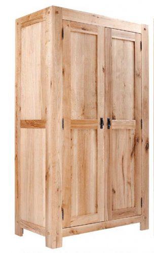 Chunky Oak: Double Robe
