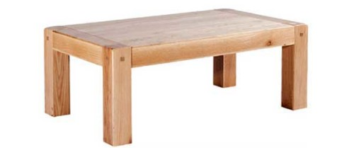 Chunky Oak: CoffeeTable