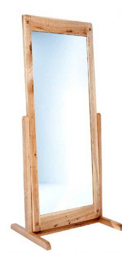 Chunky Oak: Dressing Mirror
