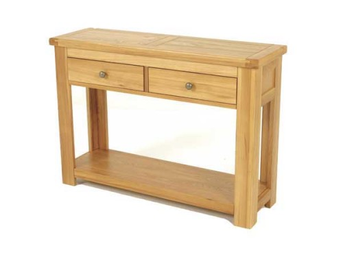 Elm: Console Table