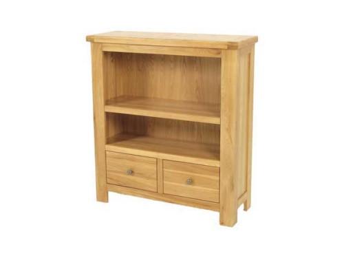 Elm: Low Bookcase