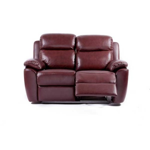 New York: Leather. 2 Seater Sofa