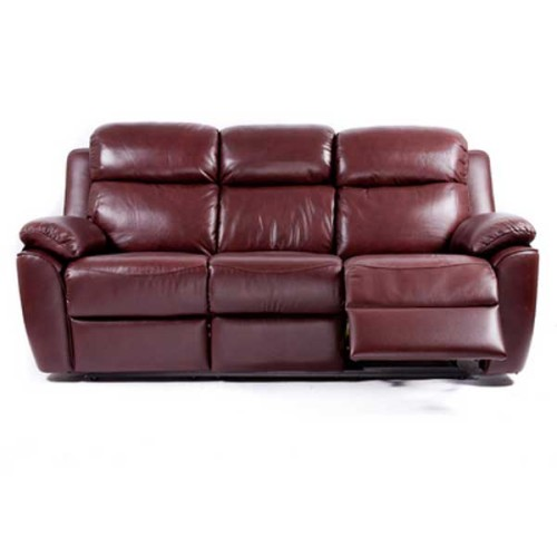 New york leather 3 seater sofa cosi interiors ltd for Leather sectional sofa new york