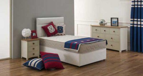 Ortho Bed: Mattress & Divan Base