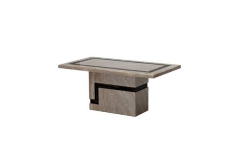 Filippo: Marble Effect. Coffee Table