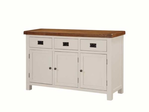 Country: Stone & Oak. Large Sideboard