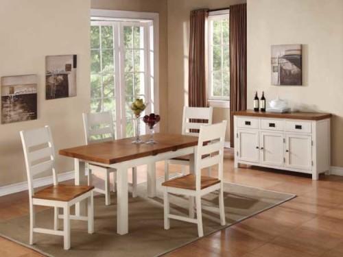 Country: Stone & Oak. Dining Range