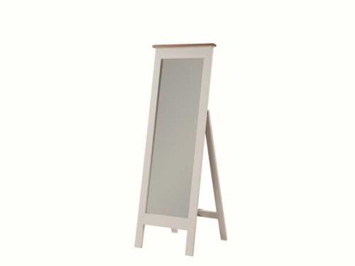 Country: Stone. Cheval Mirror