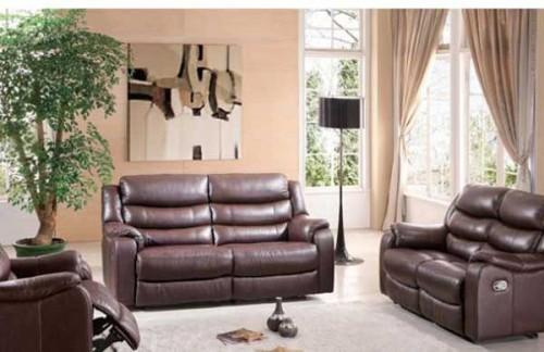 Carla: Leather suite