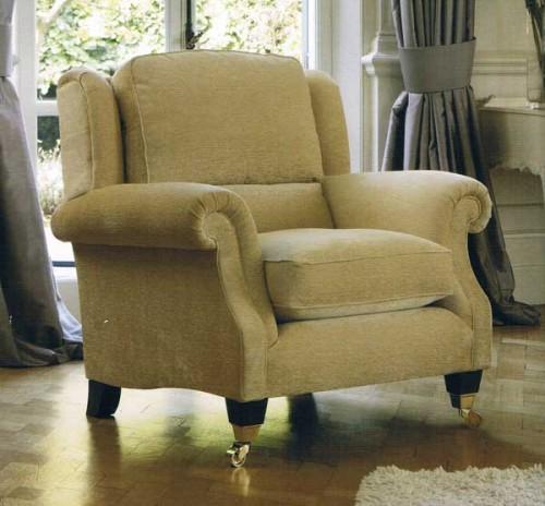 Hadley: Fabric. Chair