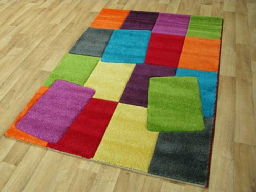 Candy: Rugs.