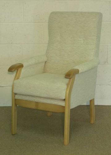 Healthguard: Orthopedic Chair.