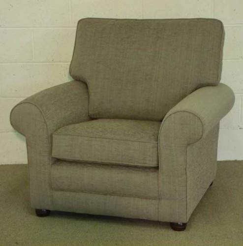 Canberra: Fabric. Chair