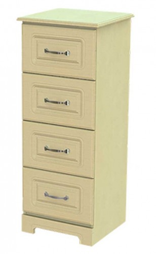 Blarney: 4 Deep Drawer. Tallboy