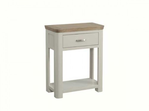 Rich Oak: Painted Console Table. (Small)