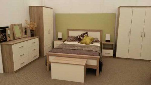 Crannog: Bedroom Range.