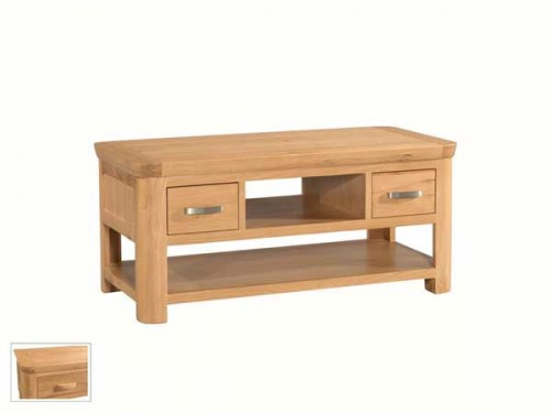 Rich Oak: Small Coffee Table. (Special Offer)