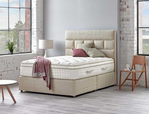 Respa: Joy Pocket 3000 /  Mattress & Divan.