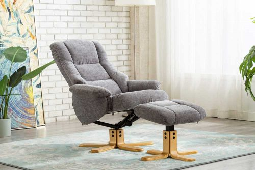 Florence: Swivel Recliner.