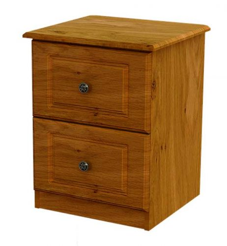 Claddagh: 2 Drawer Locker / Oak