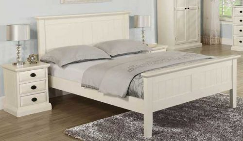 Chantel: Paris, 5ft King Bedframe.
