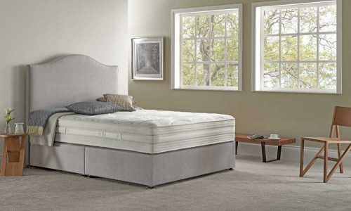 Respa: Platinum 1300 / Mattress & Divan.