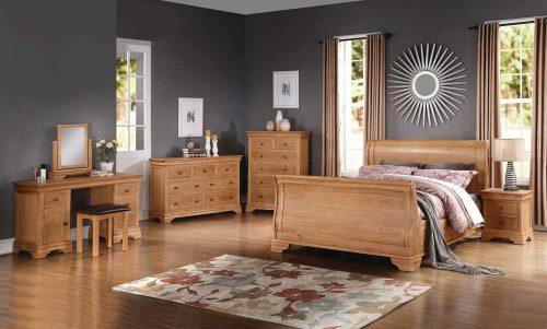 Canterbury Range: Bedroom Furniture.